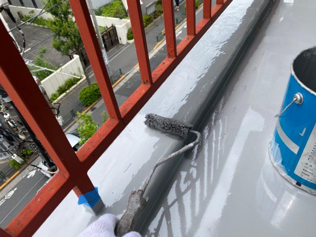 藤沢市のベランダ防水