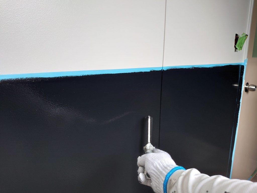 モノトーン塗装