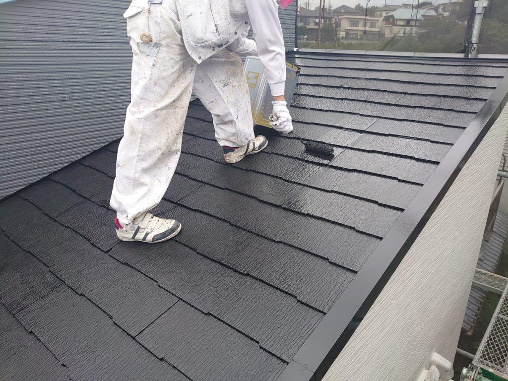栄区の屋根塗装
